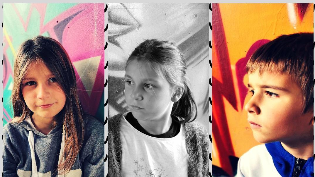 PHOTO DE NONO LEANA ET MAELYS 2